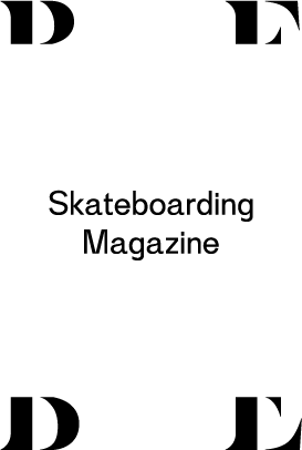 BE Skateboarding Magazine